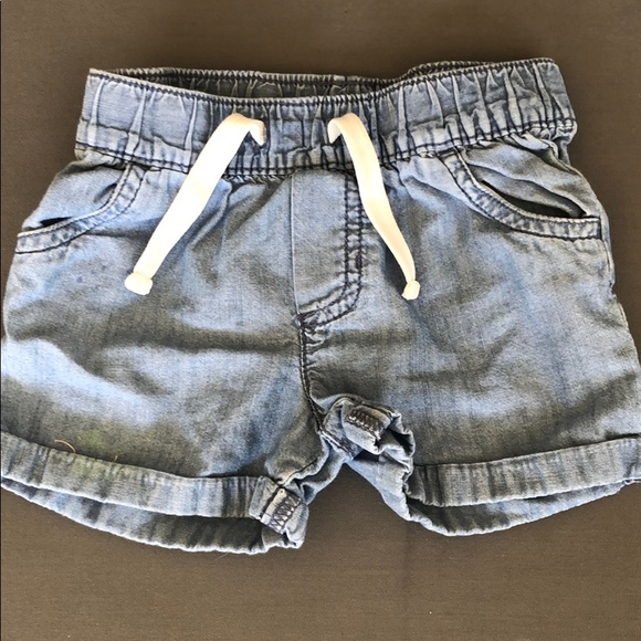 Carter's Other - Carter's Chambray Denim Shorts